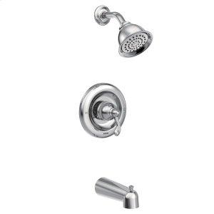 Traditional chrome posi-temp® tub/shower Product Image