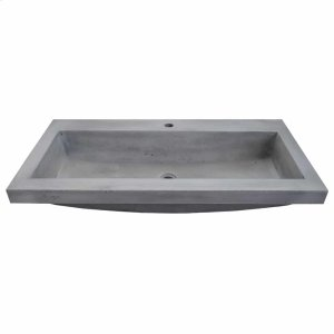 Trough 3619 in Ash Product Image