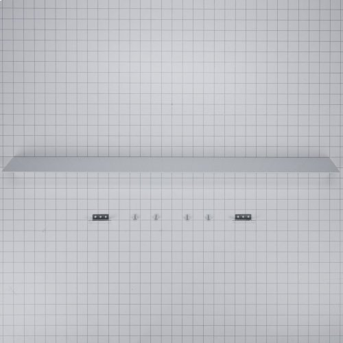 Slide-In Range Trim Kit - White