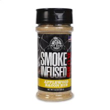Smoke Infused Applewood Bacon Rub