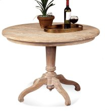 "Cimarron 42"" Round Pedestal Dining Table"