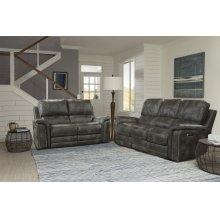 Belize Ash Power Reclining Collection