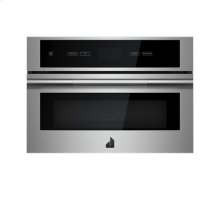 """RISE 27"""" BUILT-IN MICROWAVE OVEN WITH SPEED-COOK"""