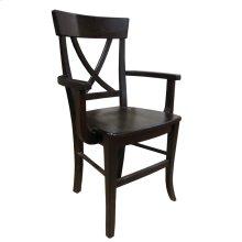 Banff X-Back Arm Chair