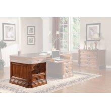Granada Executive Left Desk Pedestal