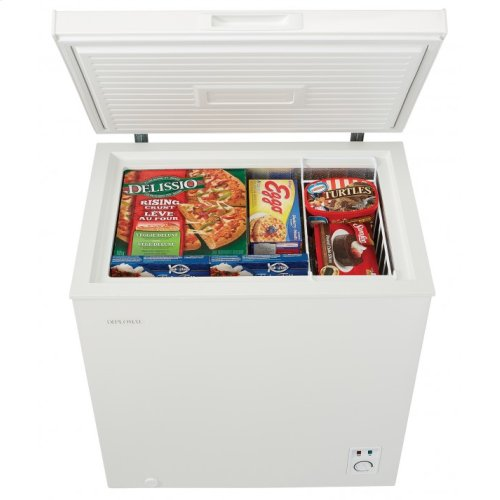 Diplomat 5.0 cu.ft. Chest Freezer