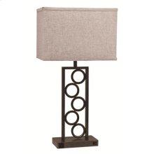 Stack Circle Lamp Wi