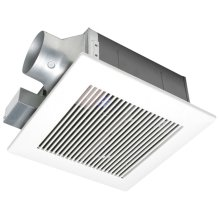 WhisperFit 80 CFM Low Profile Ceiling Mounted Fan
