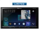 """Multimedia DVD Receiver with 7"""" WVGA Display, Built-in Bluetooth®, HD Radio Tuner, SiriusXM-Ready and AppRadio Mode +, Remote Control Included and two camera inputs Product Image"""