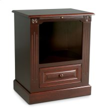Imperial Deluxe Nightstand with Opening