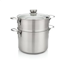 Frigidaire ReadyCook 8 qt Stockpot with Steamer and Lid