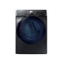7.5 cu. ft. Electric Dryer in Black Stainless Steel