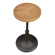 Gunmetal Counter Stool