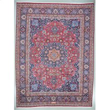"PERSIAN 000033088 IN RED NAVY 10'-9"" x 14'-4"""