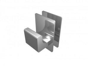 Quadro & Vega Bathrobe Hanger - Quadro Brushed Product Image