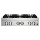 """36"""" RISE™ Gas Professional-Style Rangetop Product Image"""
