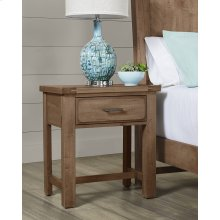 Nightstand- 1 Drawer