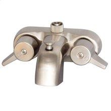 Washerless Diverter Bathcock - Brushed Nickel