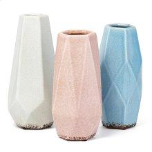 Geo Tall Vases - Ast 3