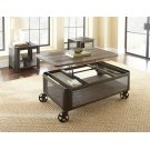 """Barrow Lift Top Cocktail Table w/ Casters 52"""" x 32"""" x 20"""" Product Image"""