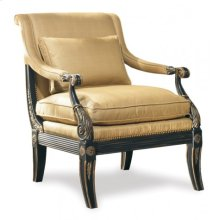 Traditional Carved Chair