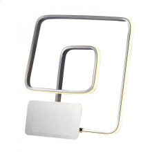 Modern Squares- Double LED Wall Sconce
