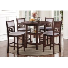 Gia Round Dining Table 5 Pc Set