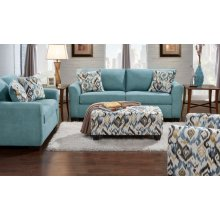 Sofa / Loveseat and Ottoman