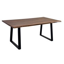 Manzanita Harvest Sheesham Dining Table with Different Bases, VCS-DT72H