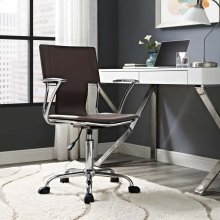 Studio Office Chair in Brown
