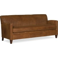 Bradington Young Barnabus Stationary Sofa 8-Way Tie 486-95 Product Image