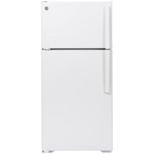 GE® ENERGY STAR® 15.6 Cu. Ft. Top-Freezer Refrigerator