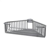 Essentials Detachable Corner Basket With Round Profile, Large, Deep