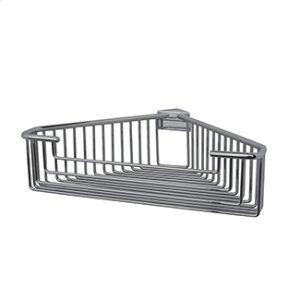 Essentials Detachable Corner Basket With Round Profile, Large, Deep Product Image