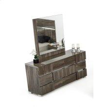 Modrest Picasso Italian Modern Grey Lacquer Dresser