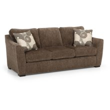 Sofa in Quantum Earth Fabric (Special Pricing in this Cover!)