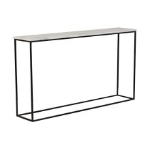 Arezzo Marble Console Table, 8862
