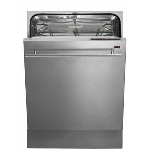 (LOANER FLOOR MODEL 1 ONLY) Extra Tall Tub XXL Design in TouchProof Stainless Steel