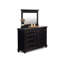 Florentino 8/Dwr Long High Dresser