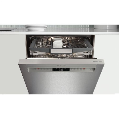 24' Recessed Handle Dishwasher 800 Plus Series- Stainless steel