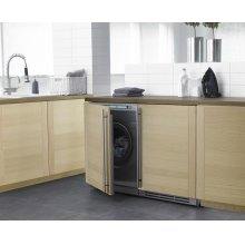 The World's First Fully Integrated Washer
