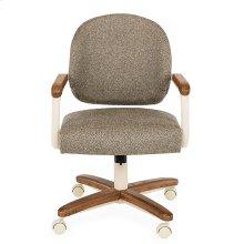 Chair Base: Wide (chestnut & sand)