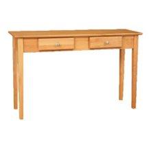 Alder Sofa Table