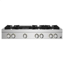 """RISE 48"""" Gas Professional-Style Rangetop with Grill"""