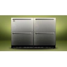 "Kalamazoo 48"" Outdoor Refrigerated Drawers (4 Drawers)"