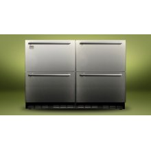 "Kalamazoo 48"" Outdoor Refrigerated Drawers (4 Drawers)"