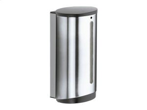 Lotion dispenser - chrome-plated Product Image