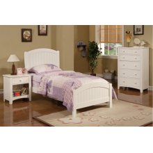 F9049 / Cat.19.p98- TWIN BED WHT MW F4238/9