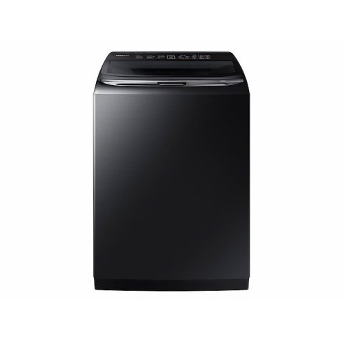 5.4 cu. ft. activewash Top Load Washer with Integrated Touch Controls in Black Stainless Steel