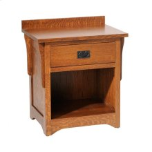 San Juan Mission 1 Drawer Nightstand